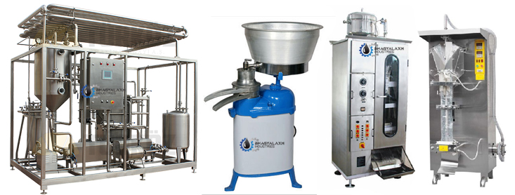 Milk Pasteurization Plant in Karnataka